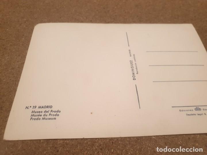Postales: POSTALES...ANTIGUA POSTAL DE MADRID.............SIN CIRCULAR.... - Foto 2 - 180953562