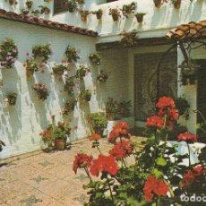 Postales: ESPAÑA ES DIFERENTE - PATIO TÍPICO - ED. DAVID / OTTO REUSS. Lote 182292645