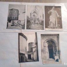 Postales: POSTALES ESPAÑA - TOTAL 10 -. Lote 182375231