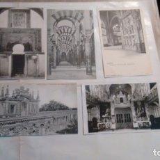 Postales: POSTALES ESPAÑA - TOTAL 10 -. Lote 182375566