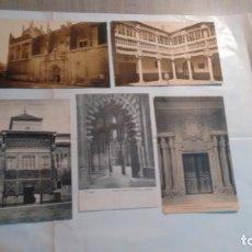 Postales: POSTALES ESPAÑA - TOTAL 10 -. Lote 182376041