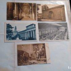 Postales: POSTALES ESPAÑA - TOTAL 10 -. Lote 182376382