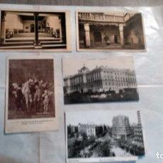 Postales: POSTALES ESPAÑA - TOTAL 10 -. Lote 182376512