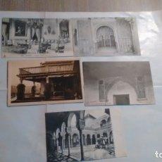 Postales: POSTALES ESPAÑA - TOTAL 10 -. Lote 182376586