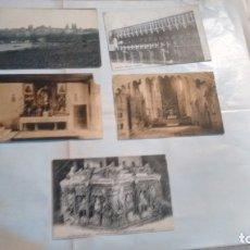 Postales: POSTALES ESPAÑA - TOTAL 10 -. Lote 182376721