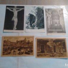 Postales: POSTALES ESPAÑA - TOTAL 10 -. Lote 182376837