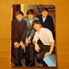 Postales: POSTAL DE LOS AÑOS 60 -THE BEATLES, Nº 211 -POSTAL OSCARCOLOR-DEP. LEGAL B.24268-1968 - NO CIRCULADA. Lote 183260161