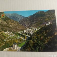 Postales: VALLS DE ANDORRA. Lote 183608907