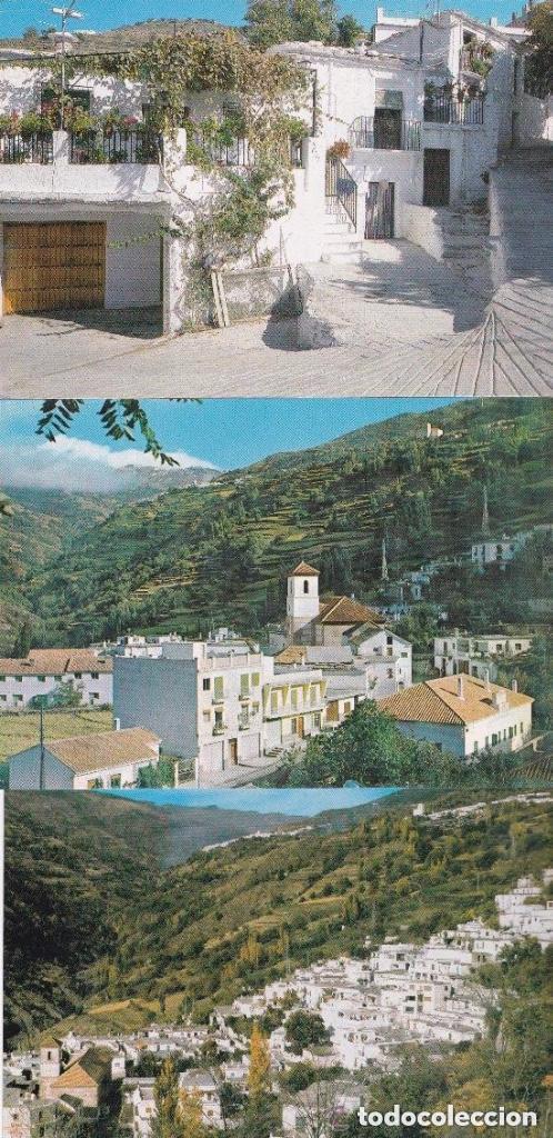 LOTE DE 12 POSTALES ALPUJARRAS (Postales - España - Sin Clasificar Moderna (desde 1.940))