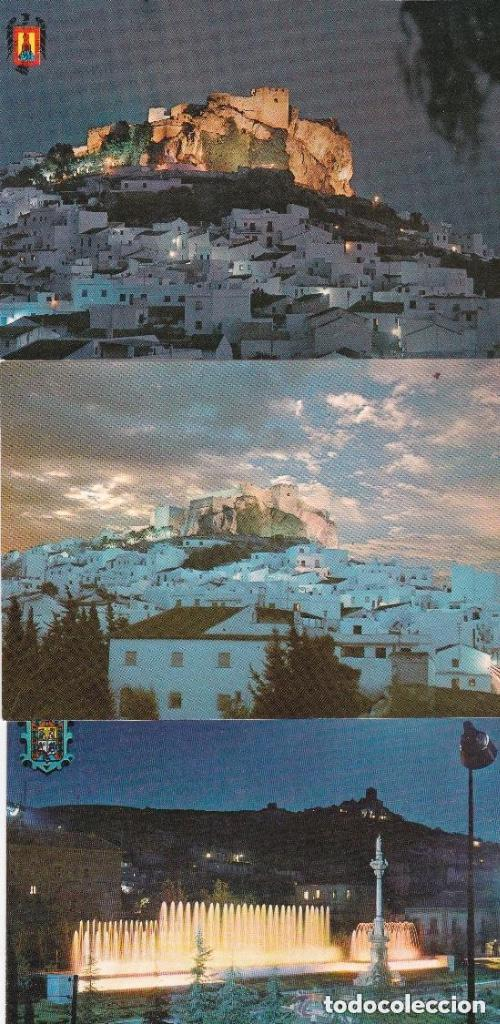 Postales: Lote de 12 postales Alpujarras - Foto 2 - 183649493