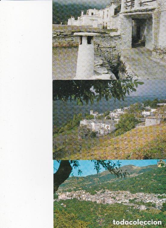 Postales: Lote de 12 postales Alpujarras - Foto 3 - 183649493