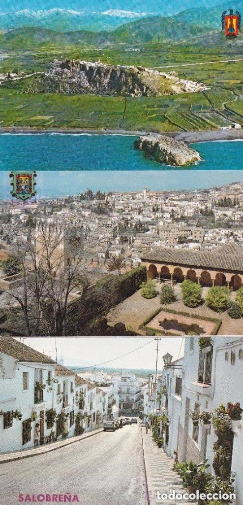 Postales: Lote de 12 postales Alpujarras - Foto 4 - 183649493