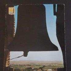 Postales: TUDELA PUENTE DESDE EL CAMPANARIO. Lote 183810445