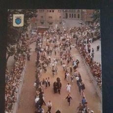 Postales: PAMPLONA FIESTAS DE SAN FERMIN. Lote 183810538
