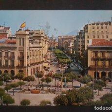 Postales: PAMPLONA VISTA DESDE PLAZA DEL CASTILLO. Lote 183810627
