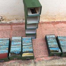 Postales: COLECCION POSTALES ESPAÑA MAS DE 2000 Y ALGUNA EXTRANJERA MUY CUIDADAS. Lote 183915748