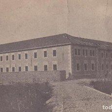 Postales: POSTAL DE UN EDIFICIO DE ALGUNA LOCALIDAD ESPAÑOLA A IDENTIFICAR. Lote 183921945