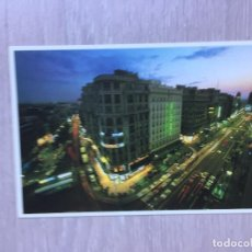 Postales: POSTAL MADRID, GRAN VIA. Lote 190066745