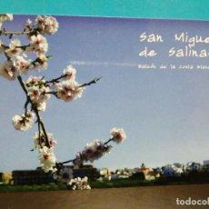 Postales: POSTAL SAN MIGUEL DE SALINAS . Lote 190620730