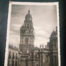 Postales: POSTAL MURCIA TORRE DE LA CATEDRAL ED. ARRIBAS 38 ( NUEVA ). Lote 191199076