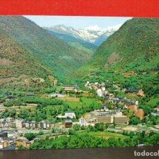 Postales: POSTAL AN 28109 ANDORRA LES ESCALDES KOLORHAM SIN USAR. Lote 191232982