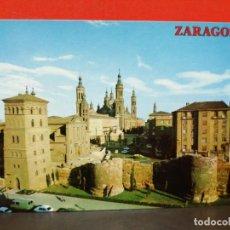 Postales: POSTAL ZARAGOZA MURALLAS ROMANAS JOSAN SIN USAR . Lote 191233071
