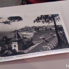 Postales: LOTE V-POSTAL SANTANDER CANTABRIA MATA SELLOS. Lote 194205832