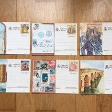 Postales: LOTE TARJETAS POSTALES. Lote 194293447