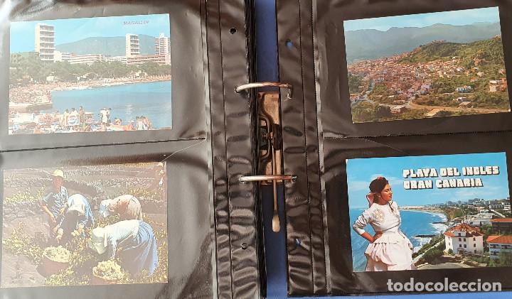 Postales: LOTE DE 200 POSTALES ESPAÑA AÑOS 60, 70 Y 80 - Foto 2 - 194676052