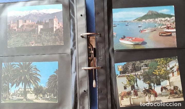 Postales: LOTE DE 200 POSTALES ESPAÑA AÑOS 60, 70 Y 80 - Foto 5 - 194676052