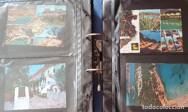 Postales: LOTE DE 200 POSTALES ESPAÑA AÑOS 60, 70 Y 80 - Foto 7 - 194676052
