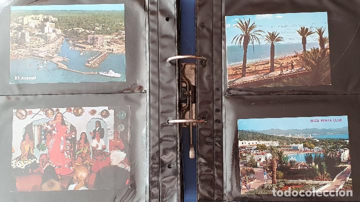 Postales: LOTE DE 200 POSTALES ESPAÑA AÑOS 60, 70 Y 80 - Foto 9 - 194676052