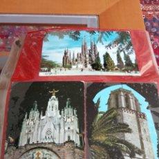 Postales: GRAN ÁLBUM DE POSTALES AÑOS 60 Y 70. Lote 194984087