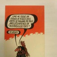Postales: LOTE 9 POSTALES LOTERIAS DEL ESTADO ANTIGUAS FORGES. Lote 194990636