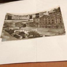 Postales: JARDINES REINA REGENTE. SAN SEBASTIAN. CIRCA 1954.. Lote 195001136