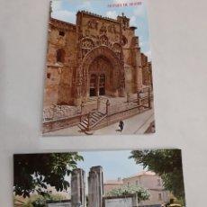 Postales: ARANDA DE DUERO. Lote 195003160