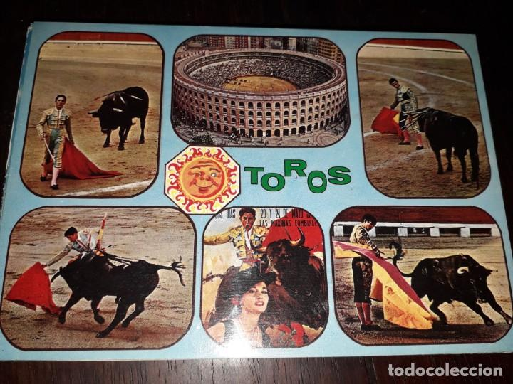 Nº 36170 POSTAL TOROS (Postales - España - Sin Clasificar Moderna (desde 1.940))