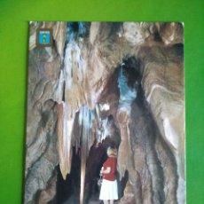 Postales: POSTAL GRUTA DE SAN JÓSE PASEO GLOTIRTA VALL DE UXO ( CASTELLÓN ). Lote 195730125