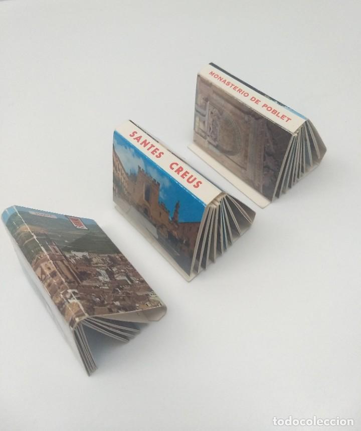 Postales: Lote de 3 acordeones de postales (en total 54 postales) - Foto 2 - 196908376