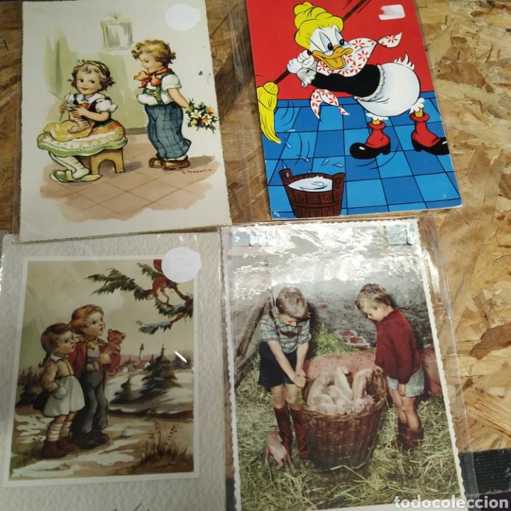 Postales: 19 postales años 50 y 60 - Foto 7 - 197653685