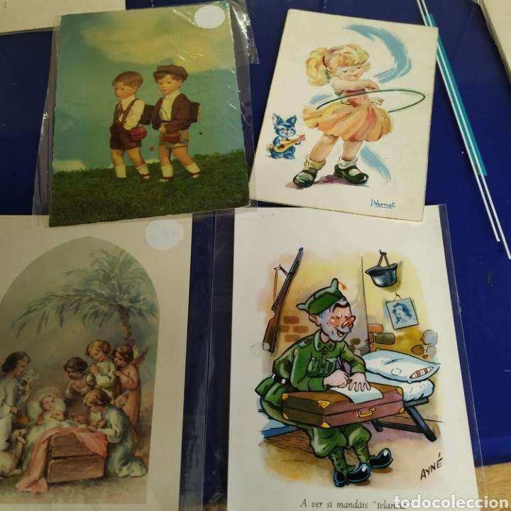Postales: 19 postales años 50 y 60 - Foto 8 - 197653685