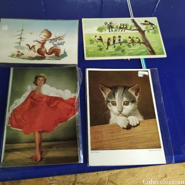 Postales: 19 postales años 50 y 60 - Foto 9 - 197653685