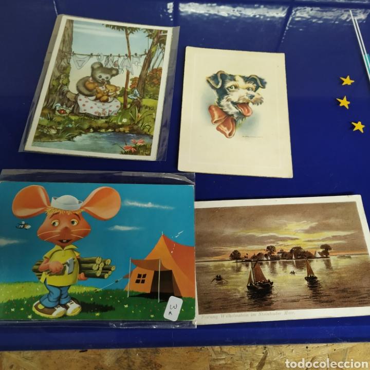 Postales: 19 postales años 50 y 60 - Foto 10 - 197653685