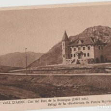 Postales: LOTE C- POSTAL AÑOS 30 VALL´DARAN COCHE. Lote 197741477