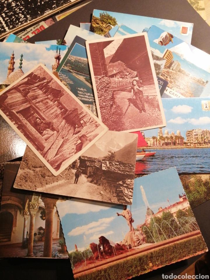 Postales: Postales varias ciudades lote de 85 - Foto 2 - 197819951