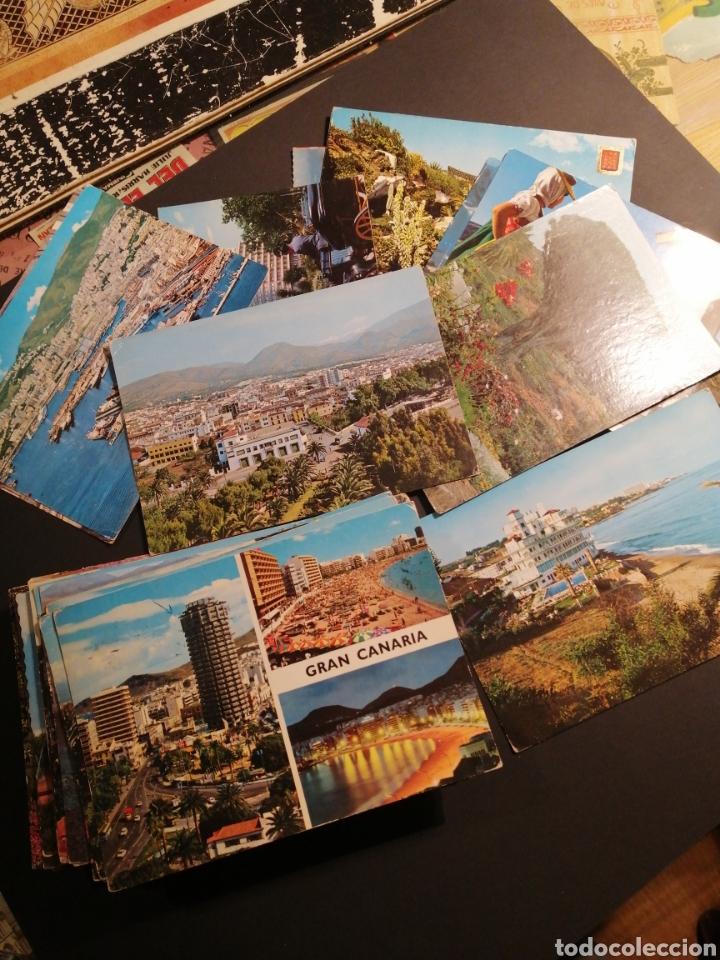 POSTALES VARIAS CIUDADES LOTE DE 85 (Postales - España - Sin Clasificar Moderna (desde 1.940))