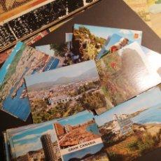 Postales: POSTALES VARIAS CIUDADES LOTE DE 85. Lote 197819951