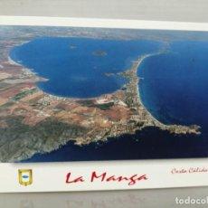 Cartoline: POSTAL LA MANGA COSTA CALIDA . Lote 197970123