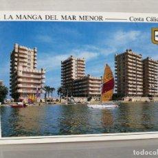 Cartoline: POSTAL LA MANGA COSTA CALIDA . Lote 197970125
