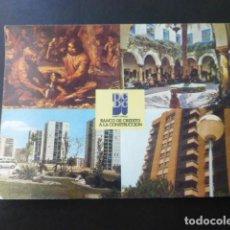 Postales: BANCO DE CREDITO A LA CONSTRUCCION. Lote 198024691